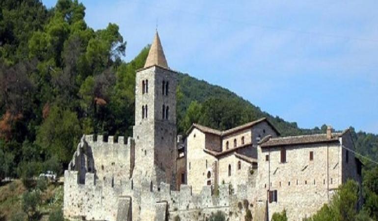 Narni: Trekking estivi alla scoperta dell'Abbazia di San Cassiano