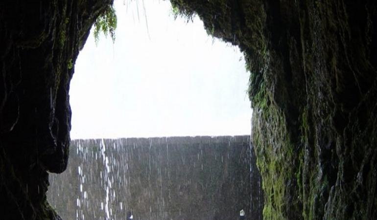 Una leggenda d'amore alla Cascata…..