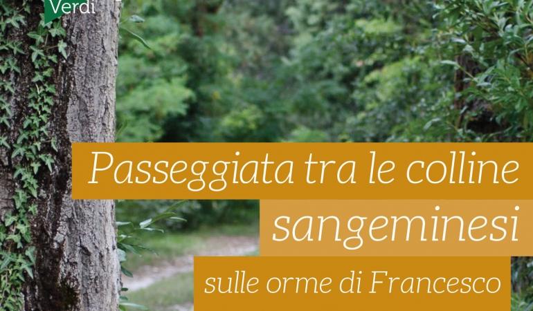 Sulle orme di Francesco: Passeggiata tra le colline sangeminesi