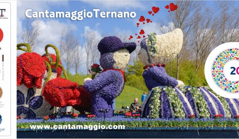 Al via l'edizione 2021 tutta online del Cantamaggio ternano, importante festa che ricorda le antiche celebrazioni della Primavera