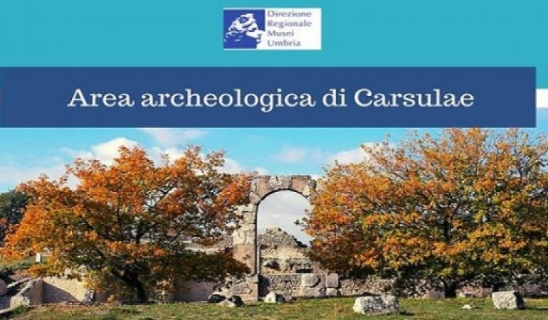 Raccontando Carsulae…