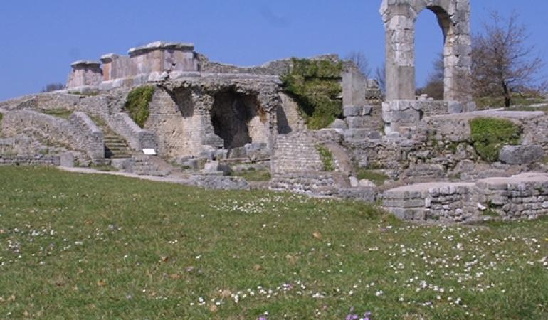Archeological Paths