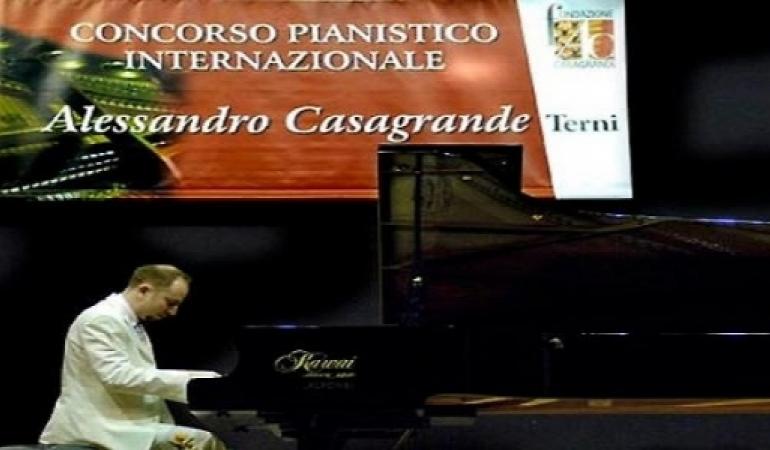 """Concorso pianistico internazionale """"A. Casagrande"""" 2019 – 31^ edizione"""