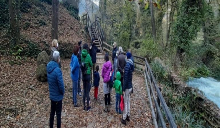 Gennaio: eventi alla Cascata delle Marmore