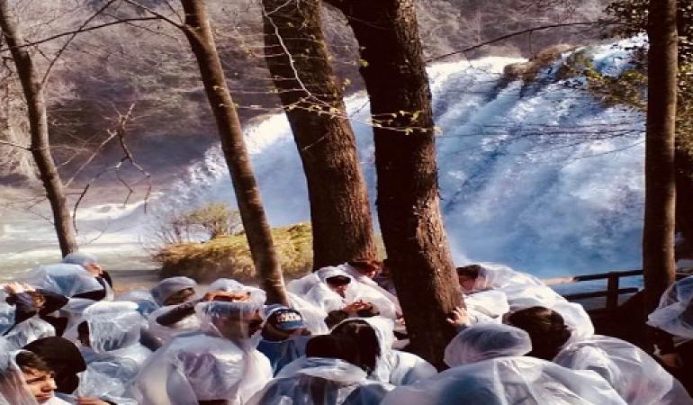 Giugno alla Cascata: un parco ricco di attività