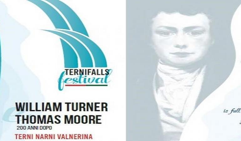 Terni Falls Festival 2019: itinerari del Grand Tour