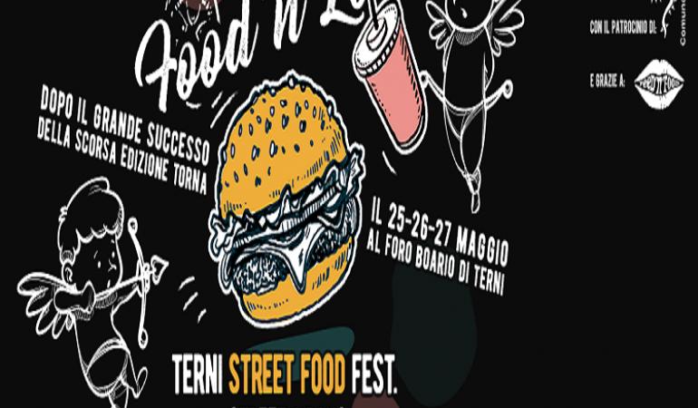 Food 'n' Love: Terni Street Food Festival