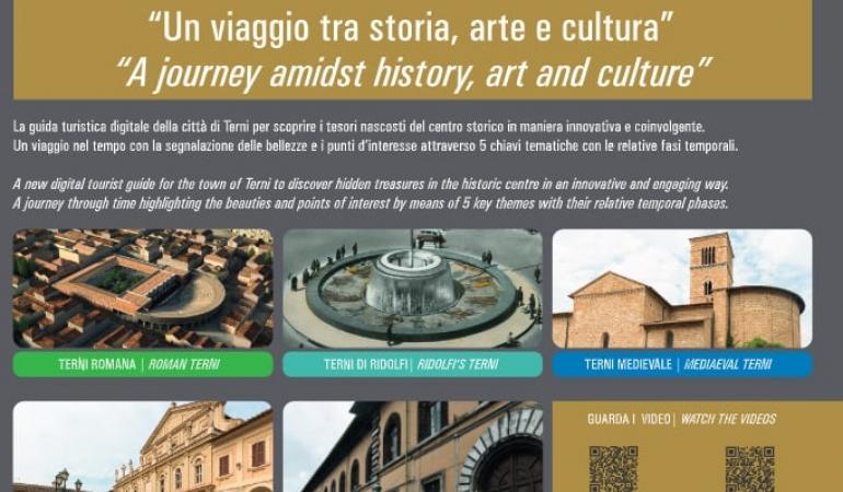 Scopri Terni: la nuova guida turistica digitale
