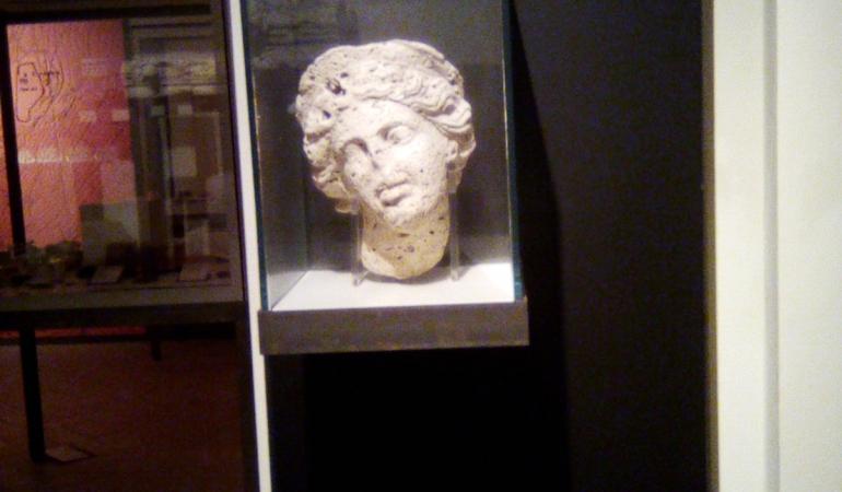 Reperti del Santuario di Monte Torre Maggiore al Museo Archeologico di Terni