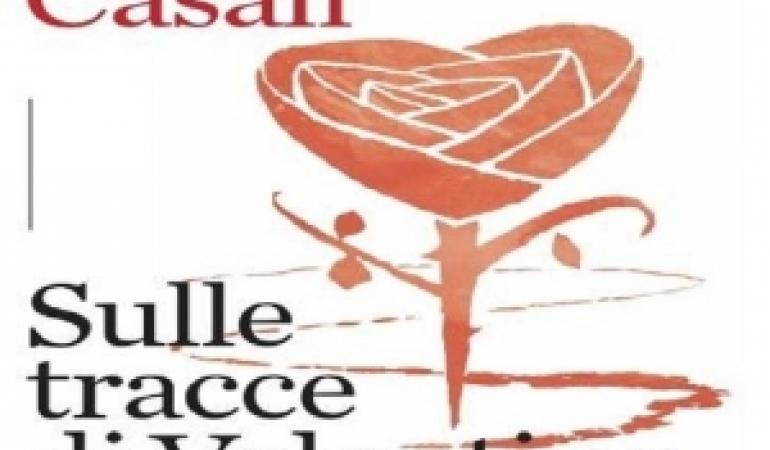 """""""Sulle tracce di S.Valentino"""": presentazione del libro"""