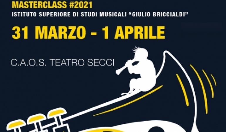 Masterclass #2021 - Istituto Briccialdi