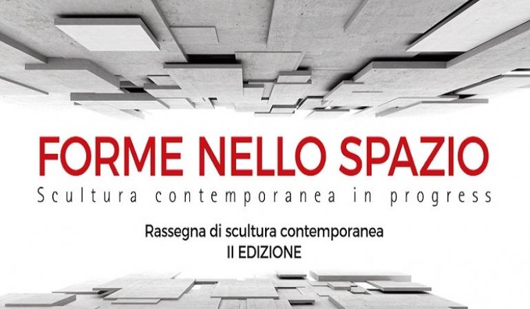 Forme nello spazio: rassegna di scultura contemporanea