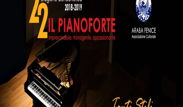 22^ Stagione concertistica Associazione Araba Fenice