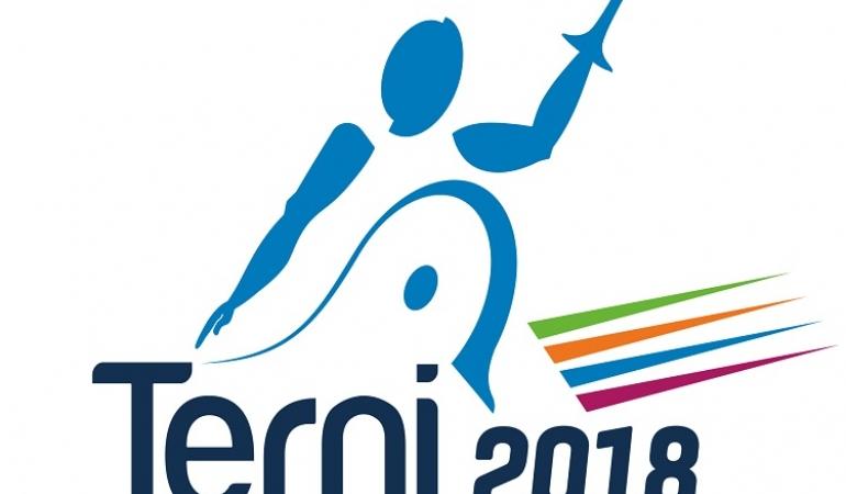 Campionato europeo assoluto di scherma paralimpica: Terni dal 17 al 23 settembre