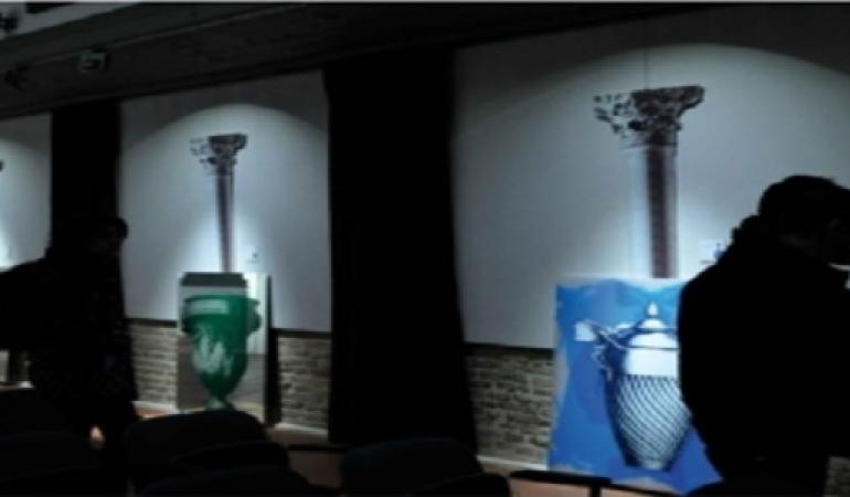 Suites de Vases: Mostra d'arte