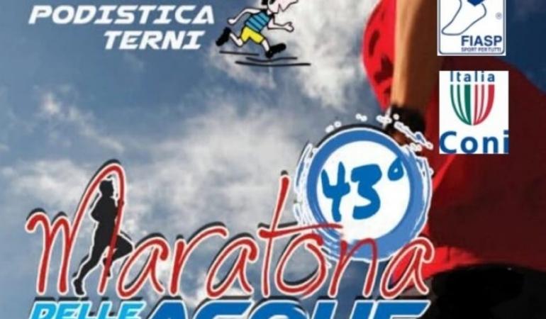 Maratona delle acque 2021 – 43^ edizione