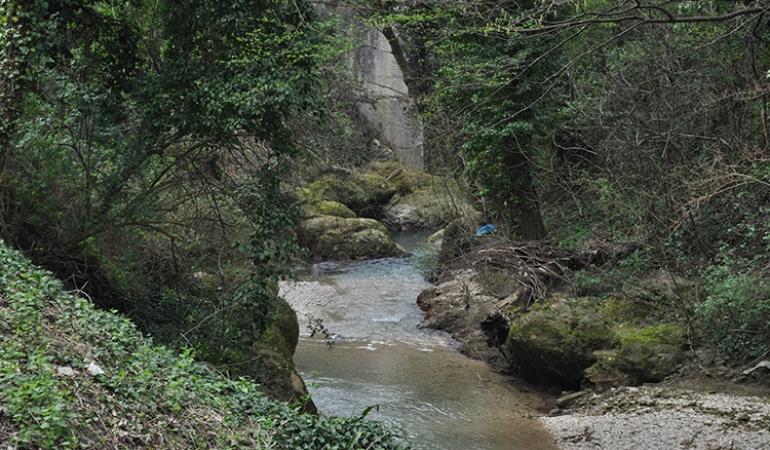 La bassa Valnerina e il Parco Fluviale del Nera