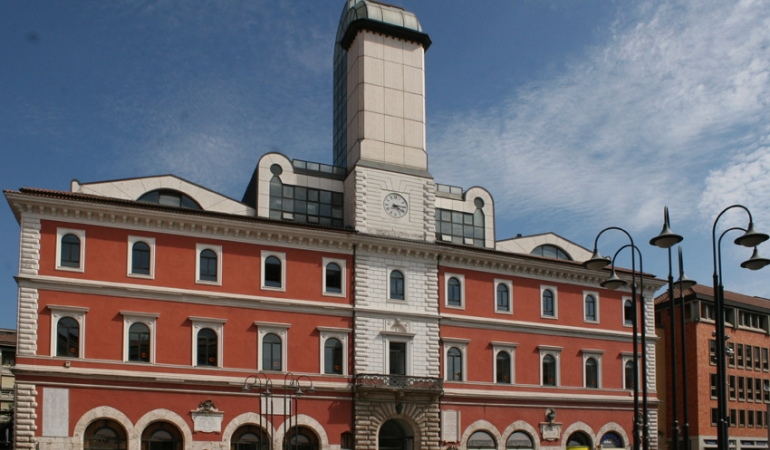 Biblioteca Comunale (ex Palazzo Comunale)