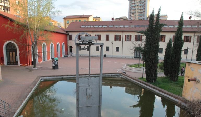 Sistema museale e teatrale CAOS Centro Arti Opificio SIRI