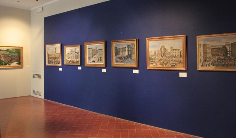 Museo d'arte moderna e contemporanea 'Aurelio De Felice' (presso CAOS)