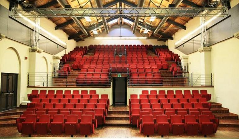 Teatro Secci (presso CAOS)