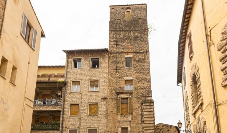 Torre Dionisia (Case dei Castelli)