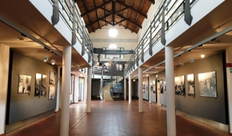 Exhibitions at the Caos