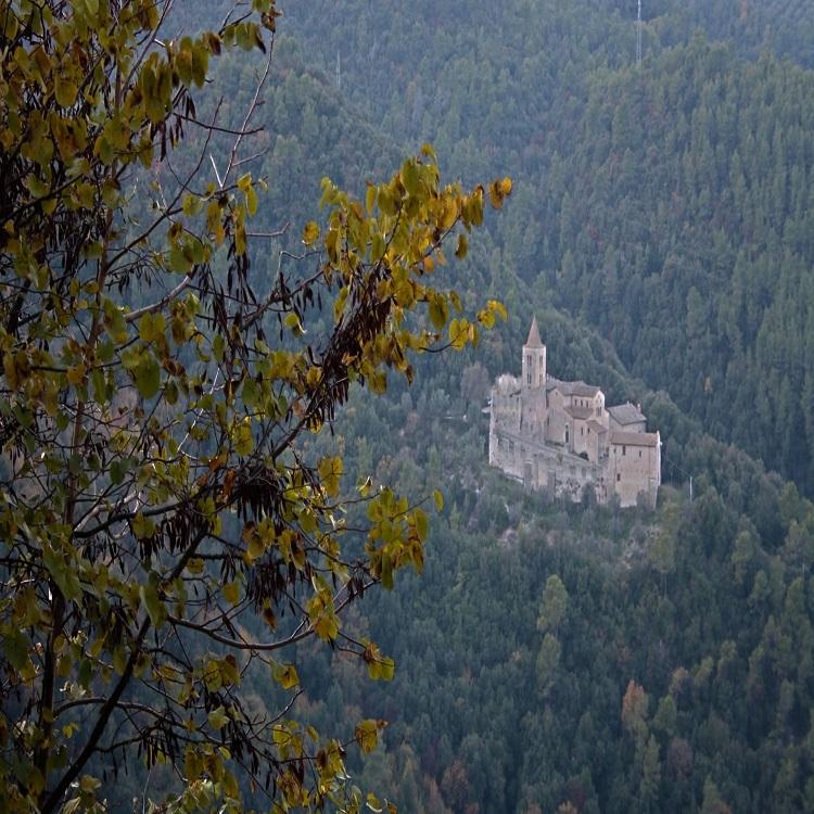 Trekking Gole de Nera – Abbazia di San Cassiano