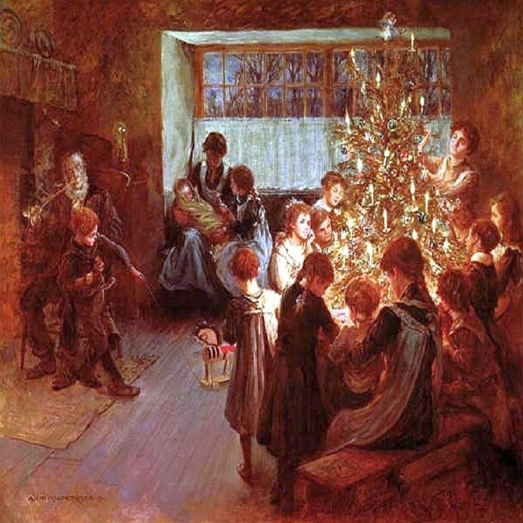 Peoples and religions - it happens at Christmas