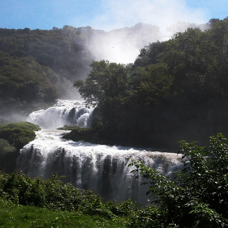 Free parking for visiting Marmore Waterfall - from August 14th to 18th, Staino area