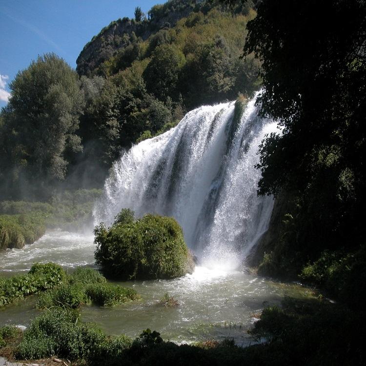 La Cascata e dintorni - 1° raduno camper