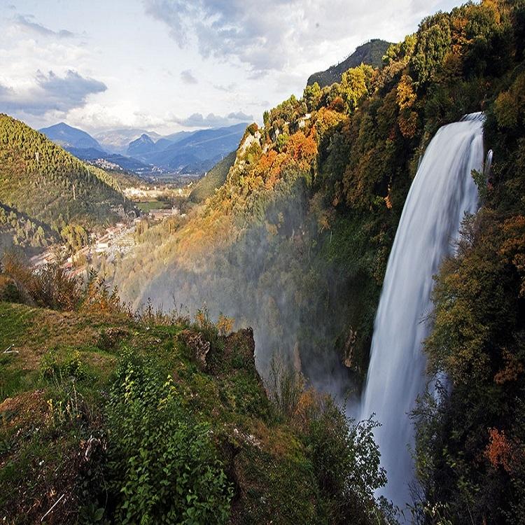Dicembre alla Cascata delle Marmore: le attività in programma