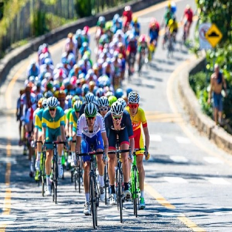 Il grande ciclismo passa in Umbria