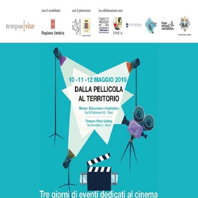 Dalla pellicola al territorio: evento prorogato fino al 18 maggio