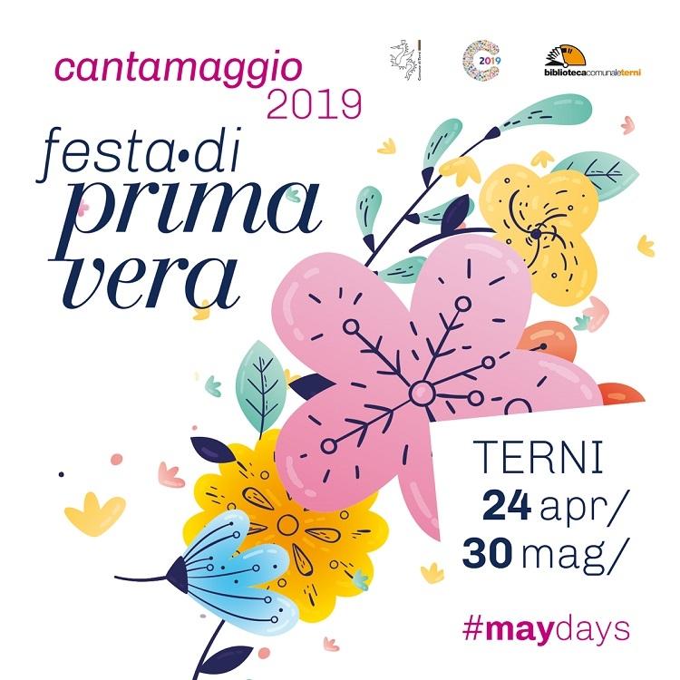 Cantamaggio 2019 - #MayDays Festa di Primavera