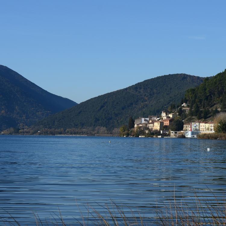 #Restartfromnature: the suggestive Piediluco Lake