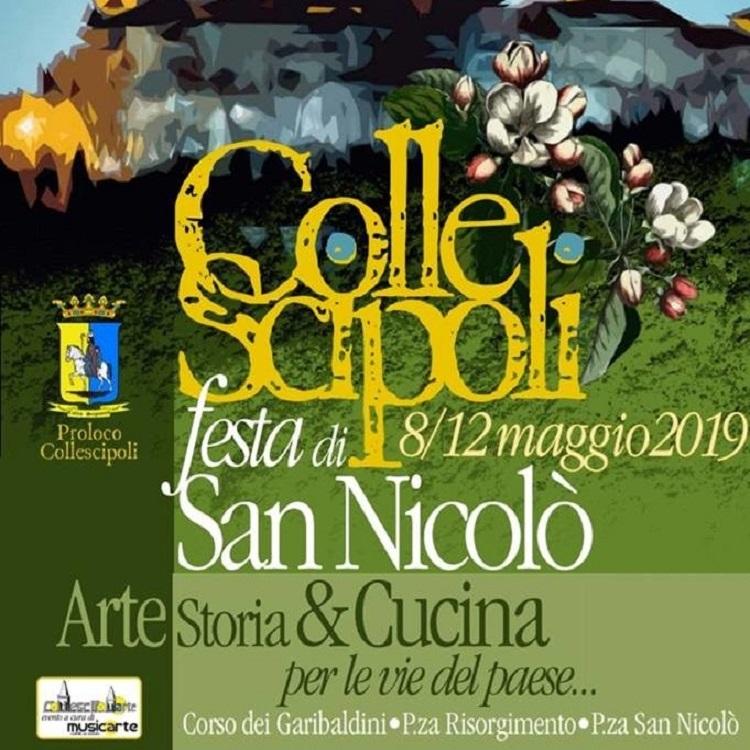 Collescipoli: Festa di S.Nicolò