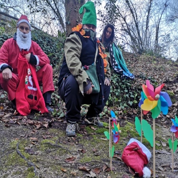 Cascata delle Marmore: le attività natalizie