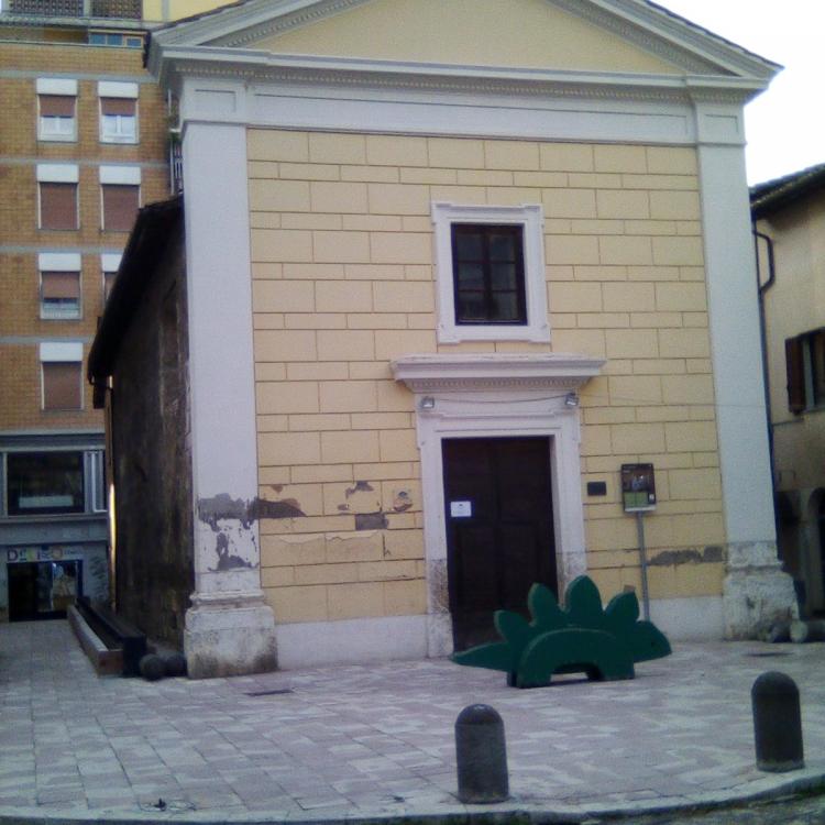 The Church of San Tommaso