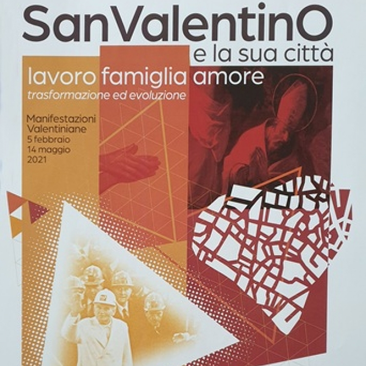 San Valentino and its city: diocesan events
