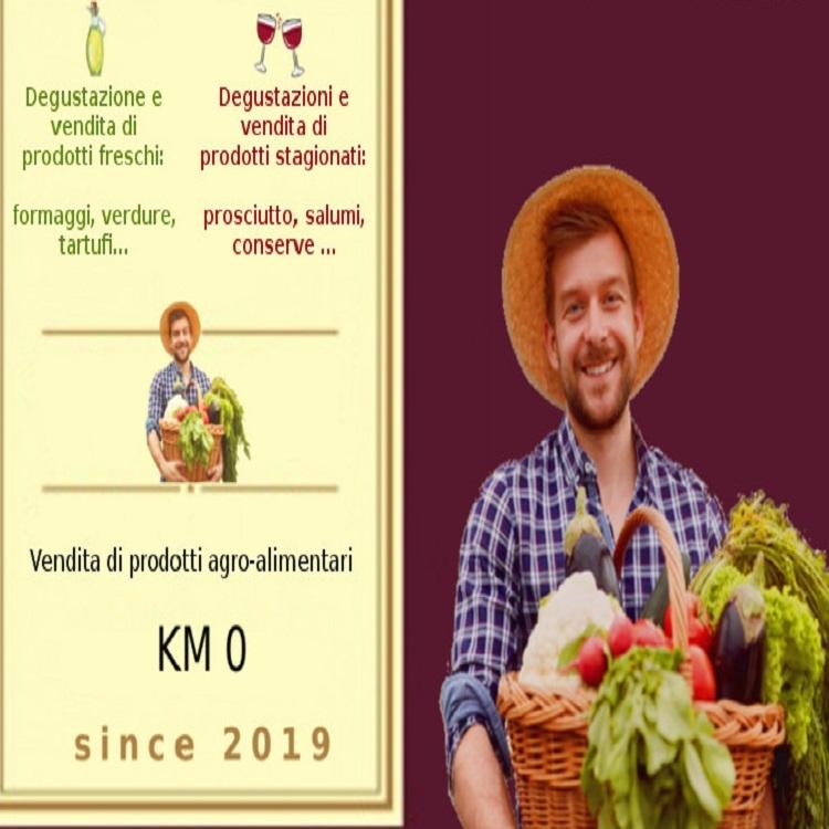 La Tavola del Contadino: Mostra Mercato agro-alimentare