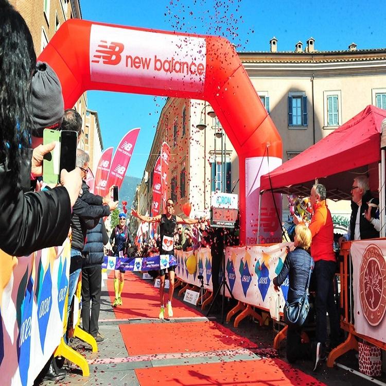 VIII^ Maratona di San Valentino