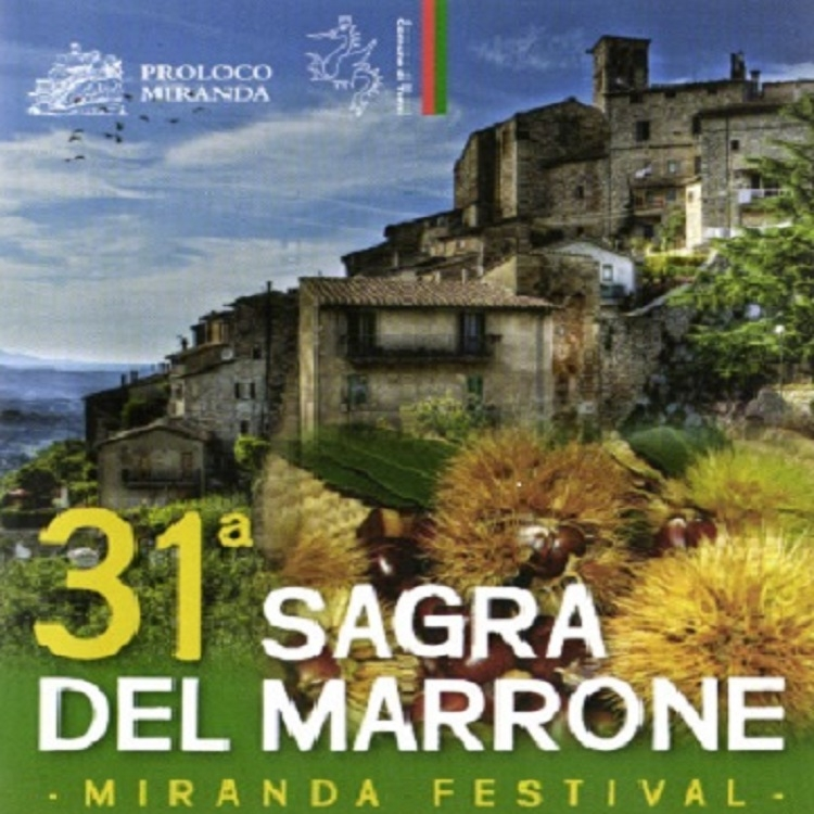 Miranda Festival – 31^ sagra del marrone