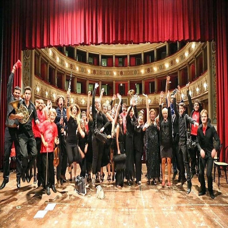 """International Festival """"Luci della ribalta"""""""