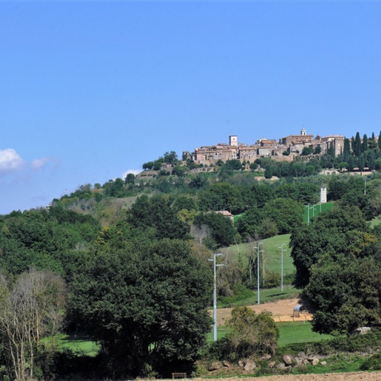 The town of Otricoli