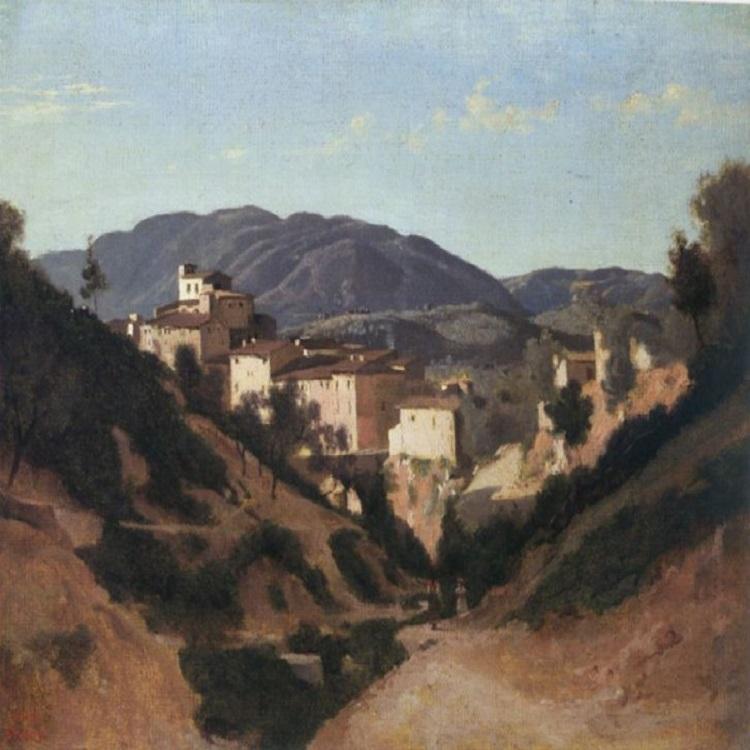 Papigno: inaugurazione sentiero dei Plenaristi ispirato a Corot