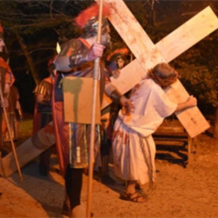 Pasqua a Marmore: uno sguardo virtuale