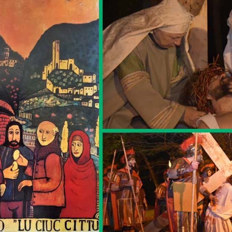 #Iorestoacasa -Tempo di Pasqua: viaggio virtuale nel nostro territorio