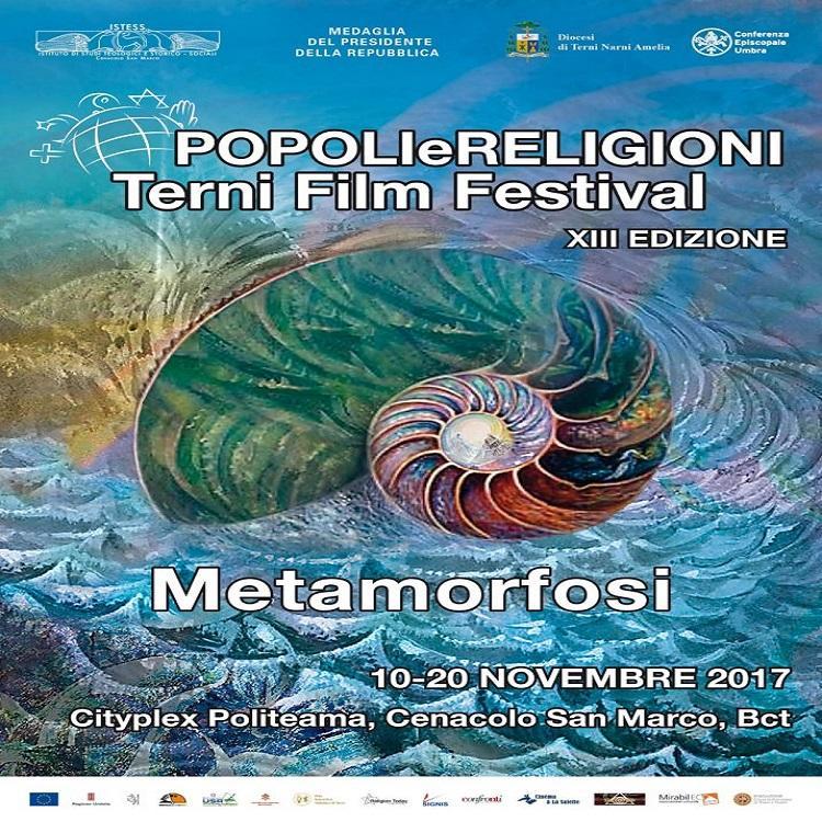 Popoli e religioni - Terni Film Festival XIII edizione