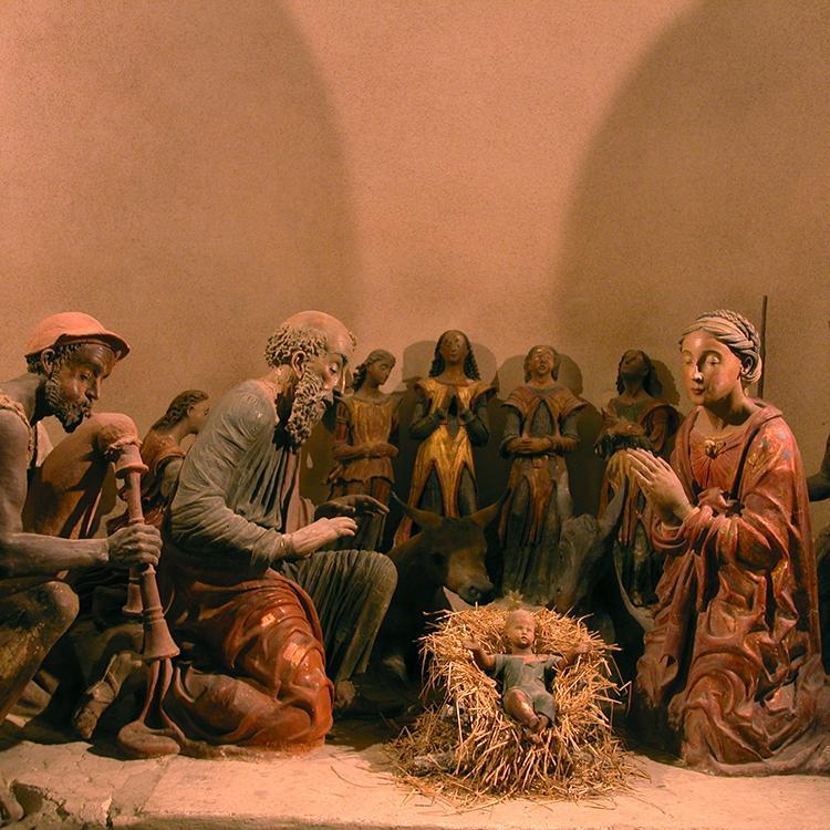 Natale da scoprire: viaggio tra i presepi del Comprensorio Ternano